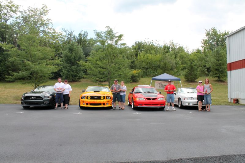 Mustang Club of Central PA