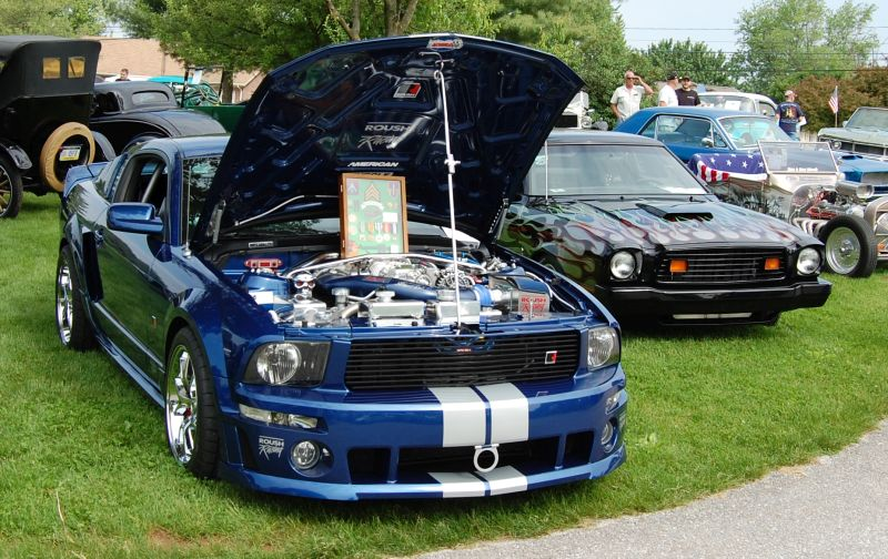 Of Pa Central Mustang Club